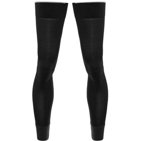 UYN Alpha Leg Warmers black/charcoal